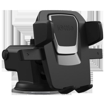 iOTTIE Easy One Touch 3 Car and Desk Mount Holder (Black) - 2