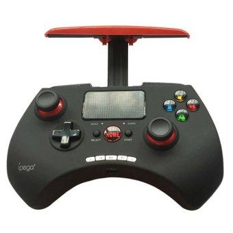 Ipega Multimedia Bluetooth Game Controller (Red)