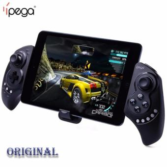 iPega PG-9023 Tomahawk PG 9023 Bluetooth Wireless Joystick Gamepad Gaming Controller Remote Control for Mobile Phone Tablet PC iOS Android TV Box (Black)
