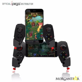 iPega PG-9055 Red Spider Wireless Bluetooth Game Controller (Black)