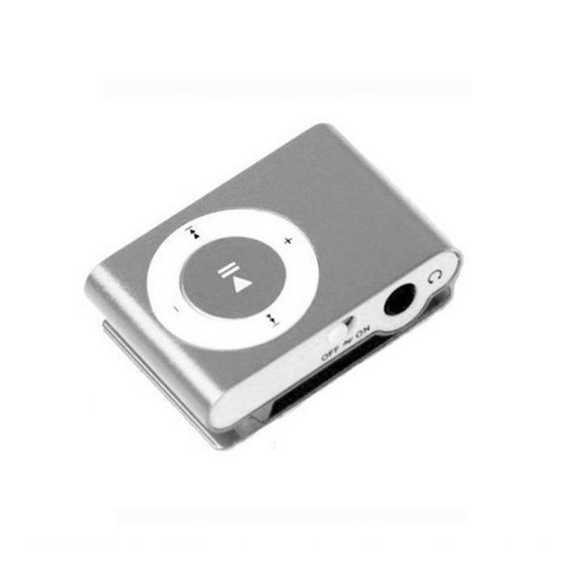 ... Iron Clip High Quality MP3 Music Player MP3 Card MP3 Player Without Screen Sports Students Gifts ...