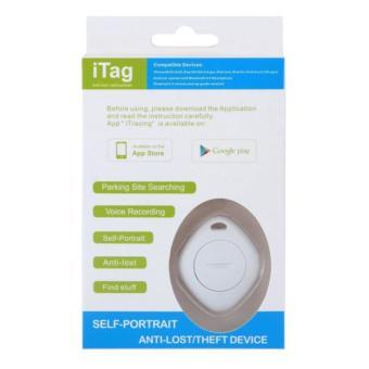 iTag Bluetooth 4.0 Anti Theft Device (White) - 3