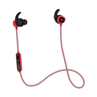 JBL Reflect Mini BT In-Ear Headphones (Red)