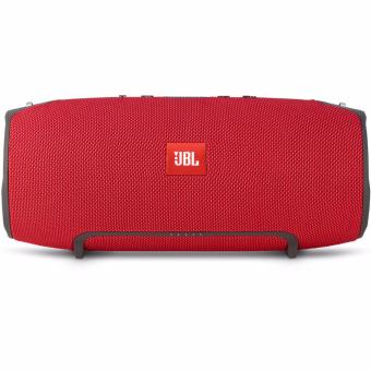 JBL Xtreme Portable Bluetooth Speaker (Red) - 2