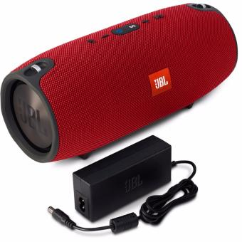 JBL Xtreme Portable Bluetooth Speaker (Red) - 5