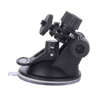JUSTONE 52mm Car Suction Cup Mount Tripod Holder for DVR / DV / GPS / Camera / GoPro - Black - picture 2