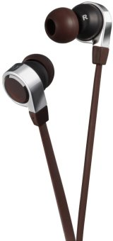 JVC HA-FX45S In-Ear Headphone (Brown)
