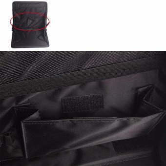 K-Bright Travel Car Laptop Notebook Stand Holder Tray Bag MountBack Seat Auto Food Work Table Organizer folding Car Seat BackStorage Tidy Organizer DVD Laptop Holder Work Tray Hold Travel -intl - 4