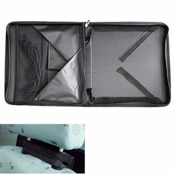 K-Bright Travel Car Laptop Notebook Stand Holder Tray Bag MountBack Seat Auto Food Work Table Organizer folding Car Seat BackStorage Tidy Organizer DVD Laptop Holder Work Tray Hold Travel -intl - 3
