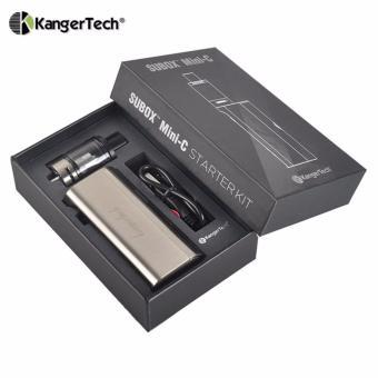 Kangertech SUBOX Mini C Starter Kit 50w w/ Kbox Mini C Mod Box andProtank 5 Atomizer Electronic Cigarette (Silver) - 5