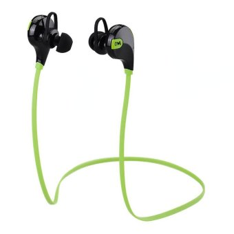KDS Universal Stereo Bluetooth Headset (Black/Green)