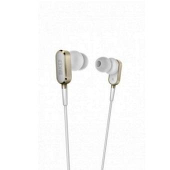 KEF HI-FI Ear-Phones M100 (Champagne Gold)