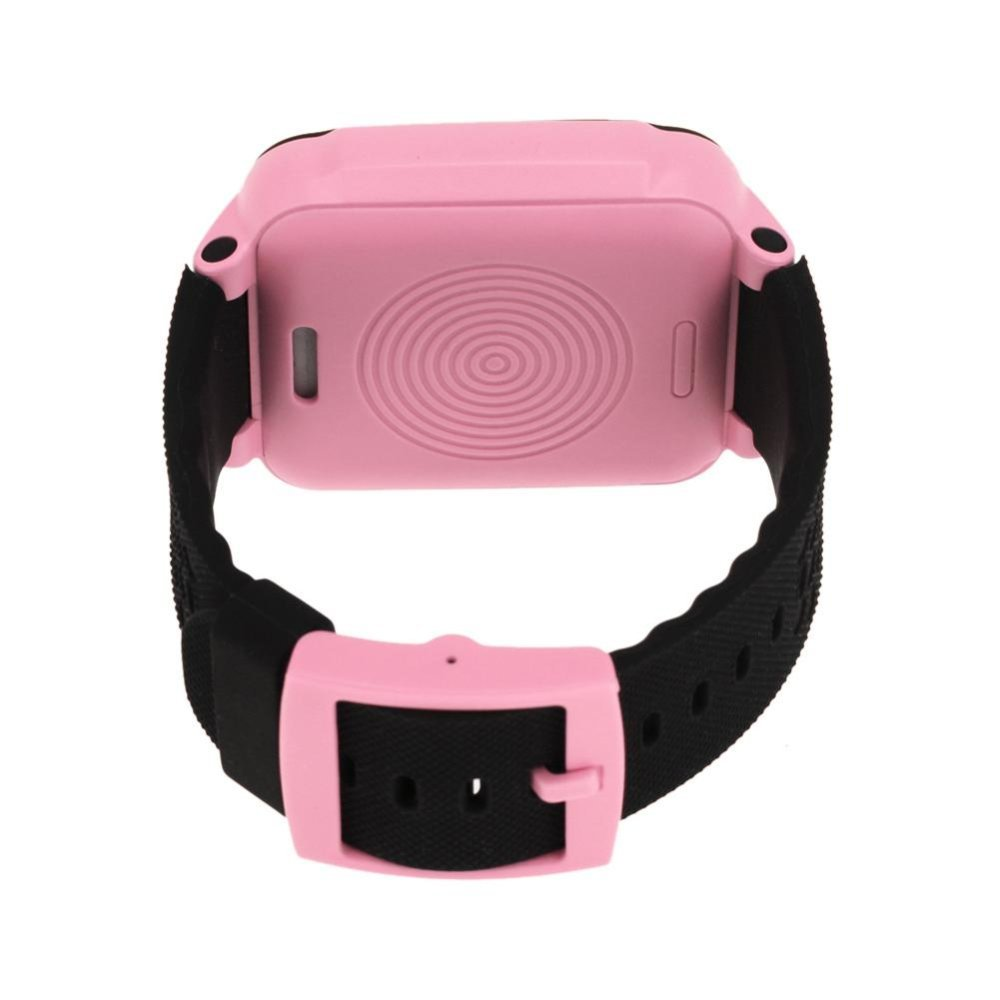 ... Kids Anti-Lost Touch Screen Smart Watch SOS Phone Call GPSTracker(Black) ...