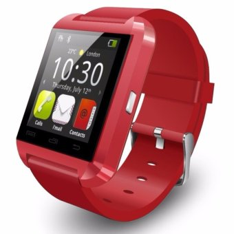 KingDo Bluetooth M8 Touchscreen Wrist Watch smartWatch for iphoneAndroid Phone