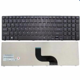 LAPTOP Keyboard for Acer Aspire 5253 5333 5340 5349 5360 5733 5733Z5750 5750G 5750Z 5236 5242 5250 5251 5252 5253G5 BLACK