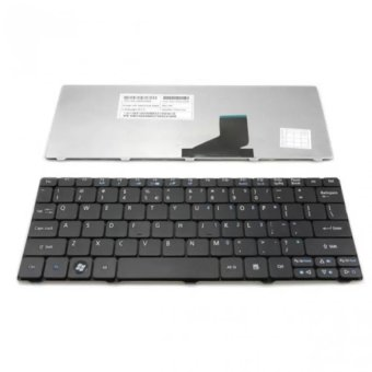 Laptop Keyboard for Acer Aspire One 532 AO532 AO532H AOD532H PAV70NAV70 ZH9 ZE6