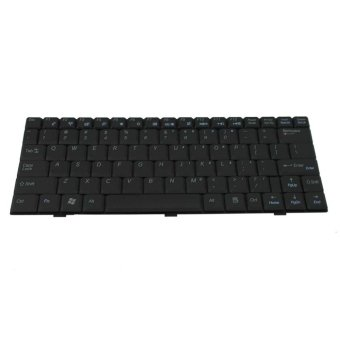 Laptop Keyboard suited for HP Compaq DV6000 (Black)