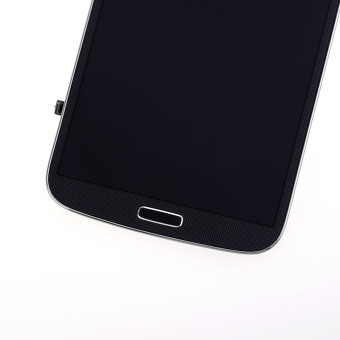 LCD Display + Touch Screen Digitizer Assembly with Frame forSamsung Galaxy Mega 6.3 / i9200 / i9205 - Black - 5