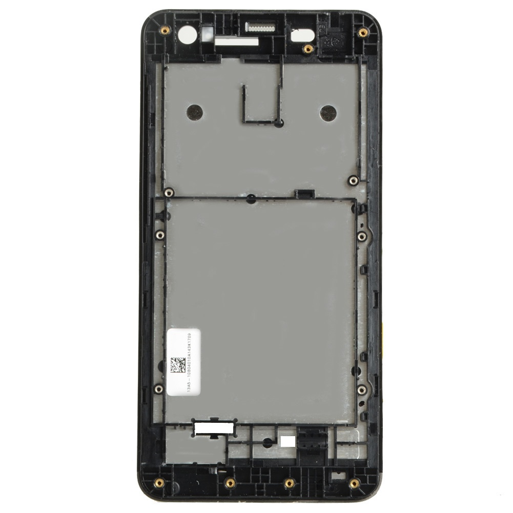 ... LCD Screen Front A Frame Bezel for ASUS ZenFone 5 / A501 / A500(Black ...
