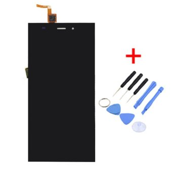 LCD Screen + Touch Screen Digitizer Assembly with Frame Replacement Cell Phone Spare Parts for Xiaomi Mi 3 - intl