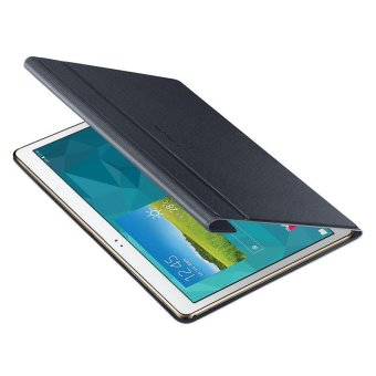 Leather Case Cover For Samsung Galaxy Tab S 10.5Inch T800+Film +PenBlack