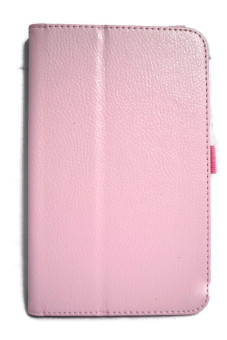 Leather Case for Asus Memopad 7 ME70CX (Pink)