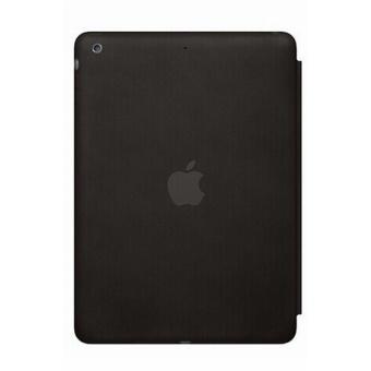 Leather Smart Case For Apple iPad Mini 1/2/3 (Black) - 3