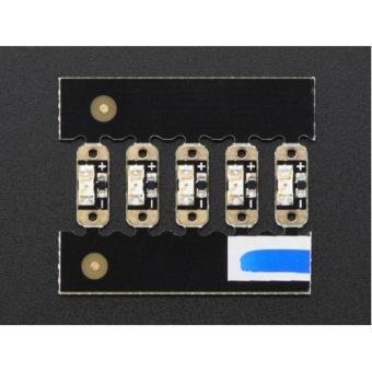 LED Sequins Adafruit Royal Blue - Pack of 5 - 4