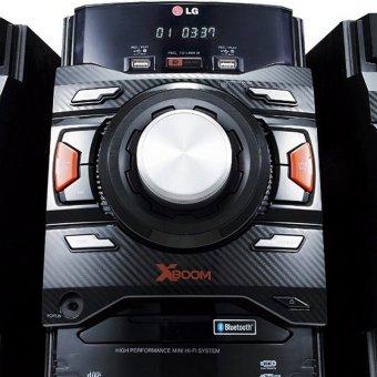 LG CM4350 Home Audio Component w/ Bluetooth - 4