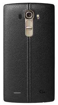LG G4 4G LTE 32GB ROM 3GB - Leather Black - picture 2