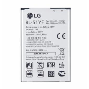 LG G4 BL-51YF 3000mAh BATTERY BL51YF for LG G4 H810 H811 LS991VS986 US991 Stylus or All LG G4 Model (Original / Authentic)