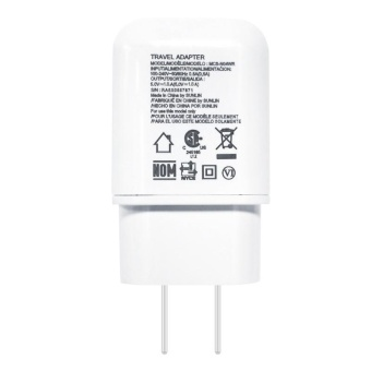 LG Original Fast Charger 1.8A For LG V5 / STYLUS 2 PLUS w/ USBMicro2.0 - 3