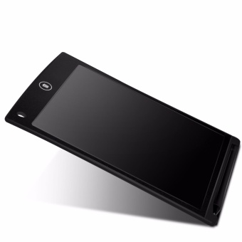 LHR HSD1200 Ultra-thin One Button LCD Writing Tablet (Black)