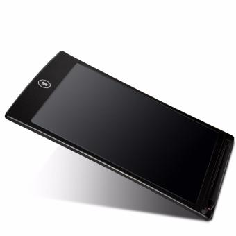 LHR HSP85 Ultra-thin One Button Erase 8.5 inch LCD Writing Tablet (Black)
