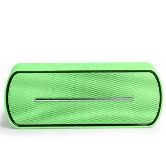 LHR Y8 Portable Super Bass Stereo Bluetooth 2.1 Wireless Speaker (Green) - 2