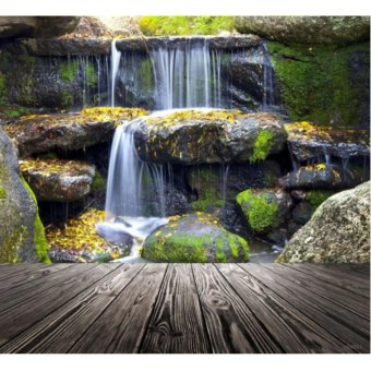 LIFE MAGIC BOX Photography Backdrops Photo Background Studio Waterfall - intl