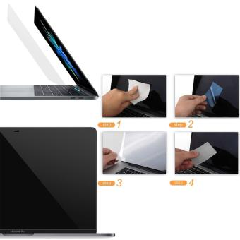 Lightning Power-Anti-Glare Screen Protector for Latest New MacBookPro 13 inches (Model: A1706 & A1708, Released in 2016) - intl - 2