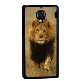 Lion King Pattern Phone Case For Xiaomi Mi4 - picture 2