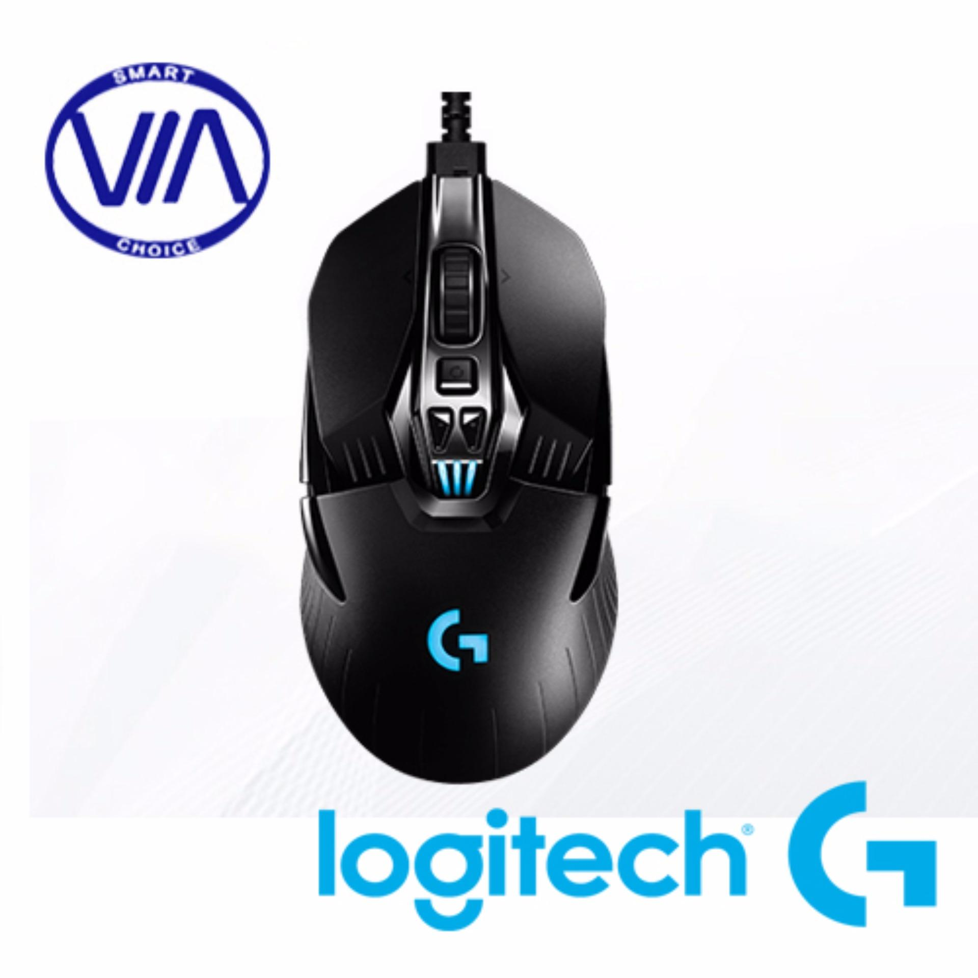 Logitech G900 Chaos Spectrum Professional Grade Wired/Wireless ...