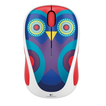 Logitech M238 Wireless Mouse (Owl)