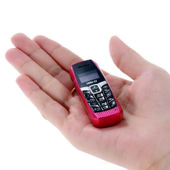 LONG-CZ T3 2G GSM Mini Phone 500mAh High Capacity Battery LongestTalking Call and Standby Time Black - intl - 4