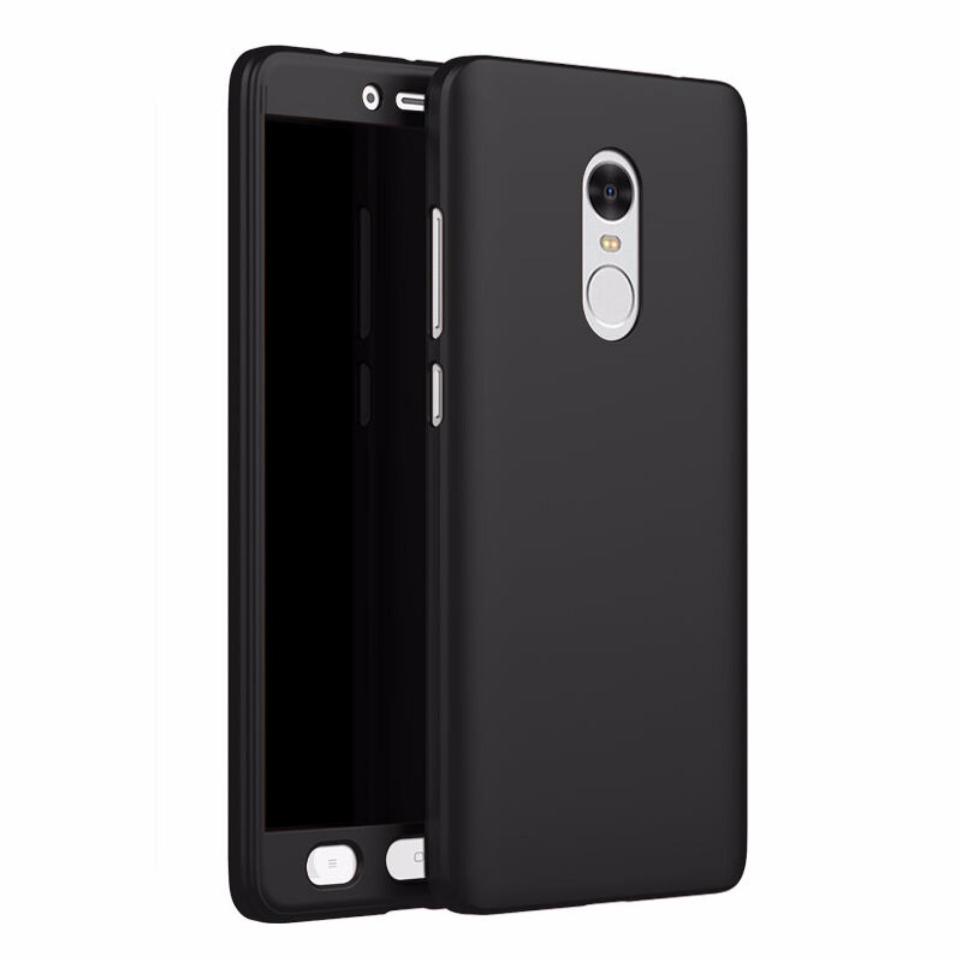 Luxury 360 Degree Full Body Protection Cover Case For Xiaomi RedmiNote 4 5.5