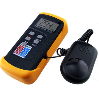 LX-1330B Digital Light Level 4 Range Meter 200000 Lux Photo Camera- Intl Price Philippines