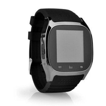 M26 Bluetooth Smart Watch for Android Samsung Phone (Black) - 4