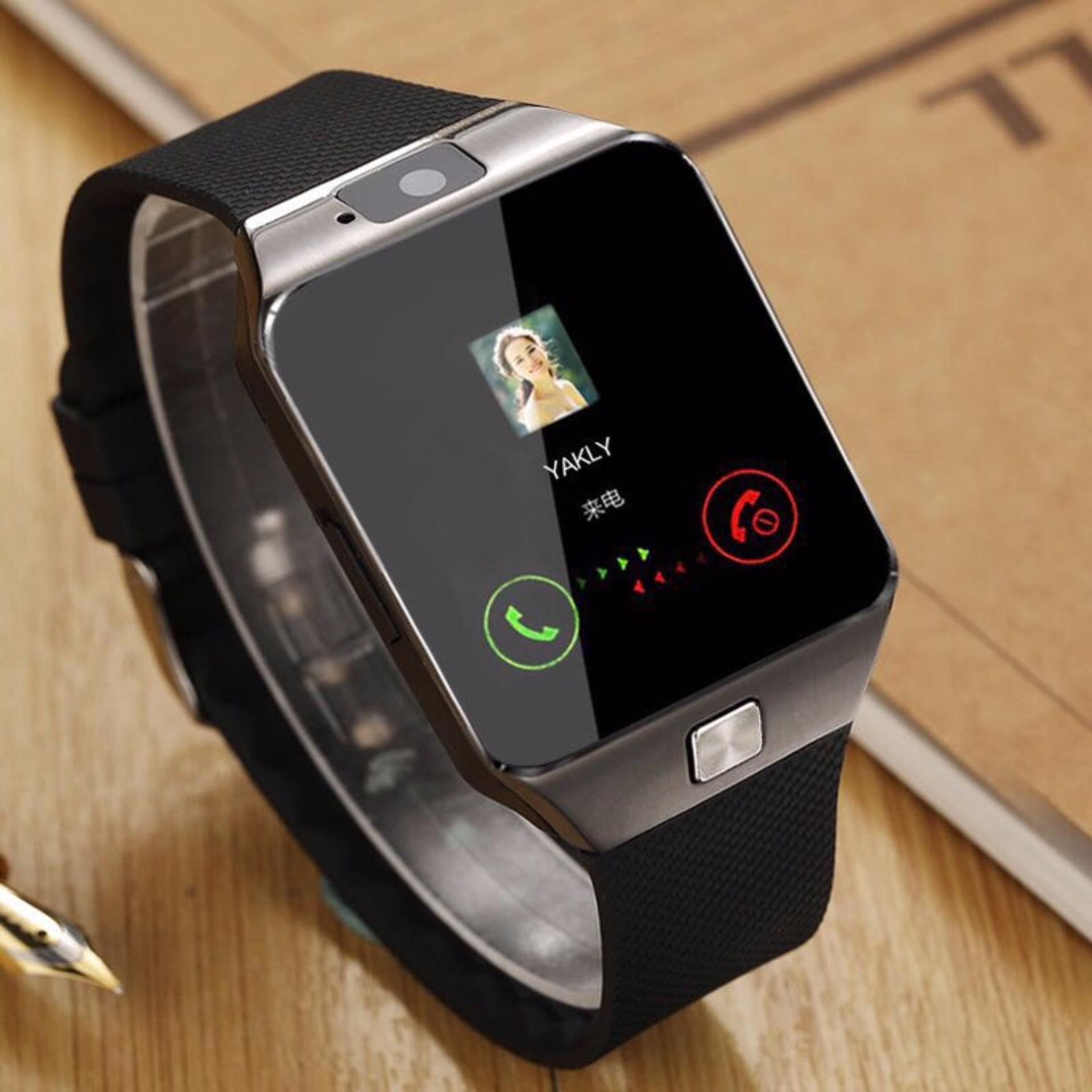 M99 quad phone bluetooth touch screen smart watch black silver lazada ph