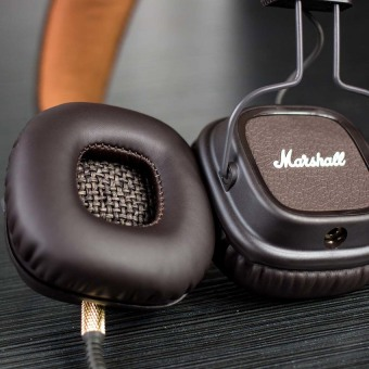 Marshall Major II On-Ear Headphones (Brown) - picture 4