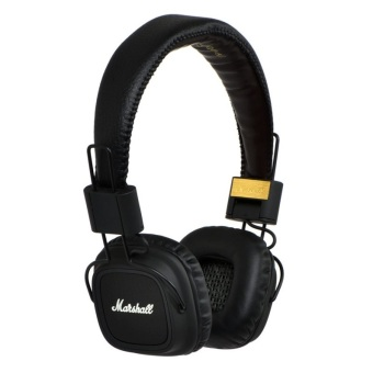 Marshall Major II Over-the-Head Headphones (Black)