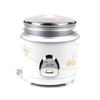 Matrix 1.6L Rice Cooker with Steamer