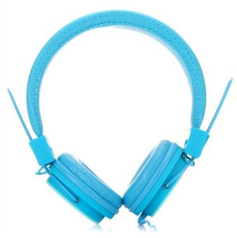 Maxell SMS-10 Headphones (Blue)