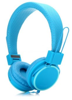 Maxell SMS-10 Headphones (Blue) - picture 2